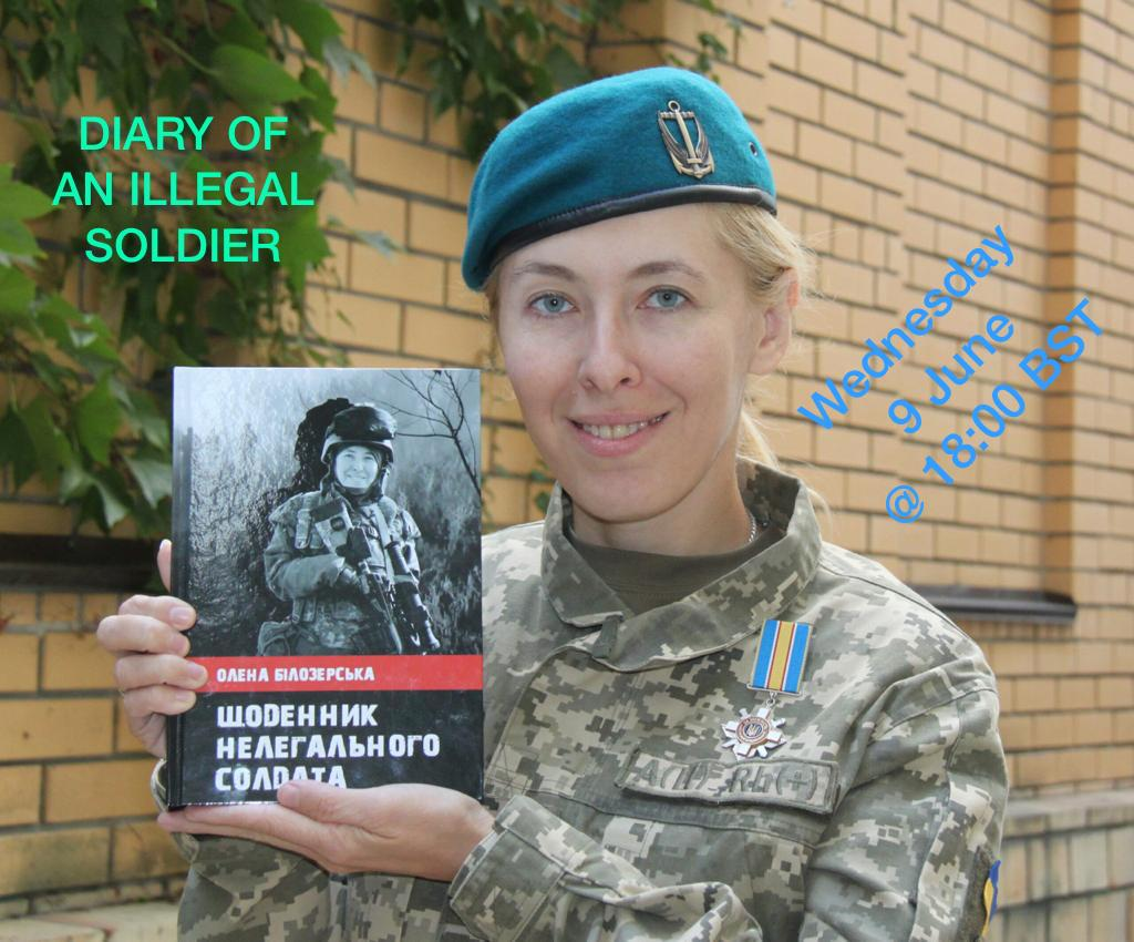 Diary of an Illegal Soldier